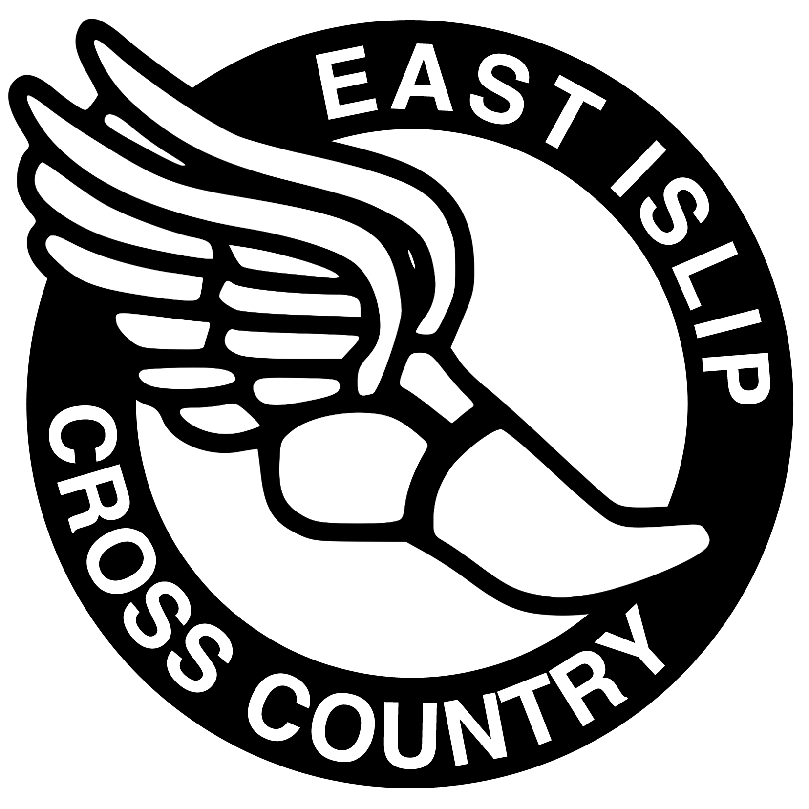 Cross country track clipart. Http www canstockphoto com