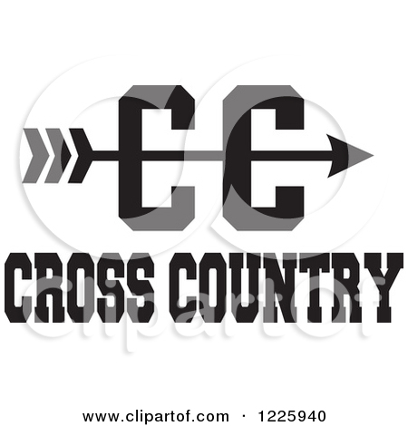 Cross country arrow clipart svg freeuse download Cross country arrow clipart - ClipartFest svg freeuse download