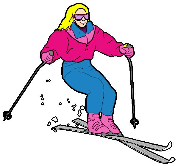 Cross country ski clipart graphic royalty free library ski - /recreation/sports/ski/ski.png.html graphic royalty free library