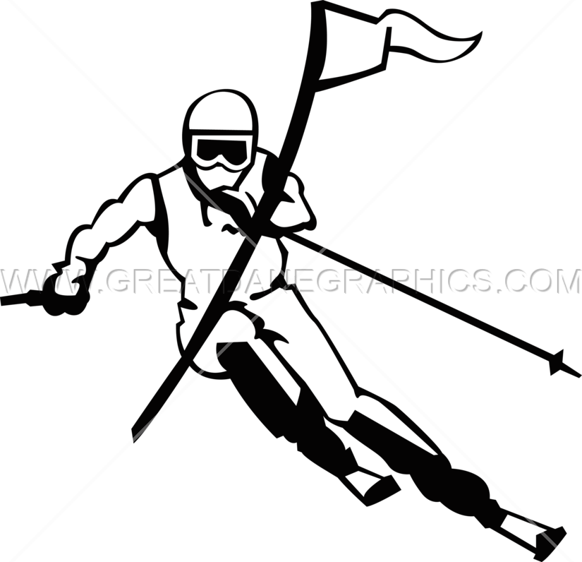 Cross country skier clipart svg freeuse Skier Drawing at GetDrawings.com | Free for personal use Skier ... svg freeuse