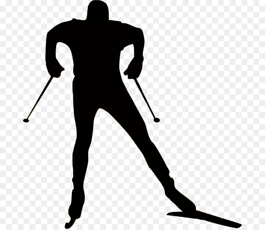 Cross country skier clipart black and white png freeuse nordic skier clipart Cross-country skiing Nordic skiing Clip ... png freeuse