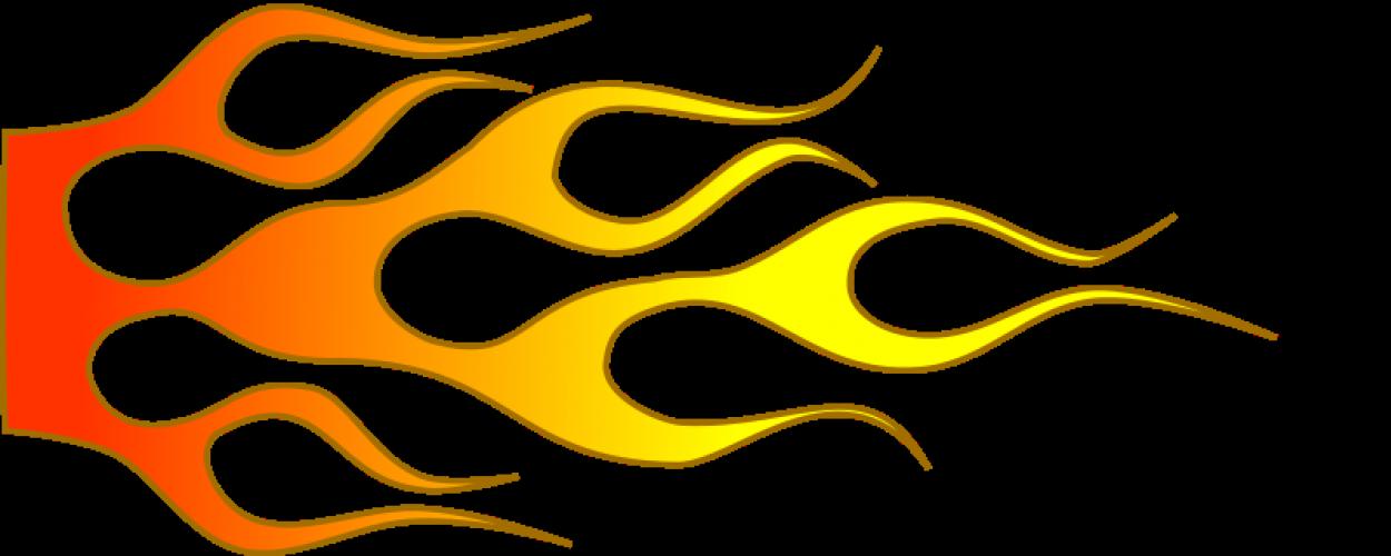 Cross & flame clipart clipart transparent Racing flame vector image | Public domain vectors - Hanslodge Cliparts clipart transparent