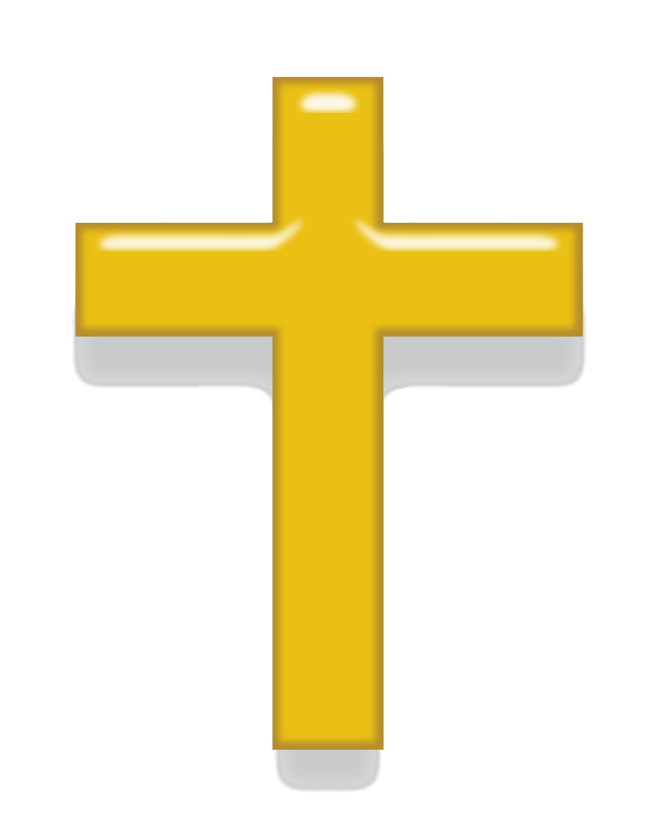 Cross gold clipart vector library Gold cross png #25648 - Free Icons and PNG Backgrounds vector library