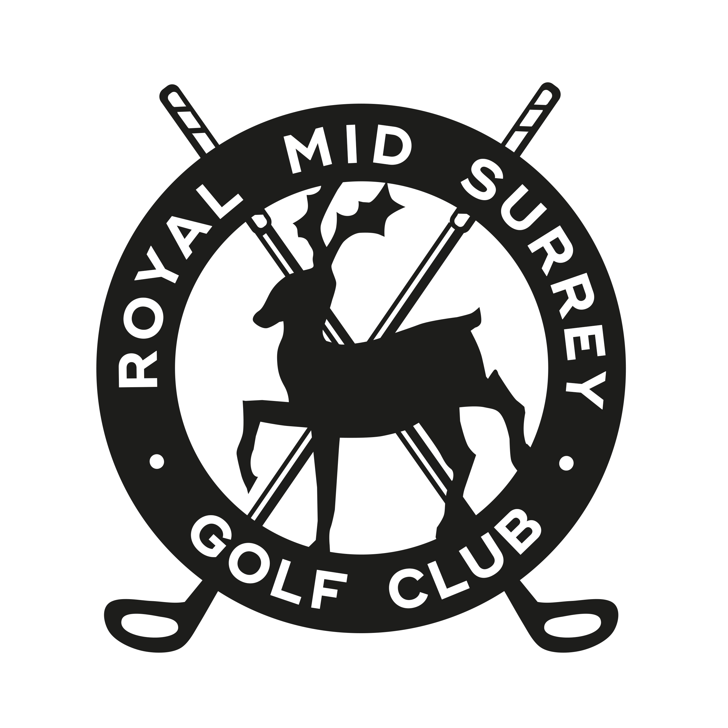 Cross golf clubs clipart png royalty free library Royal Mid-Surrey Golf Club :: Golf Club png royalty free library
