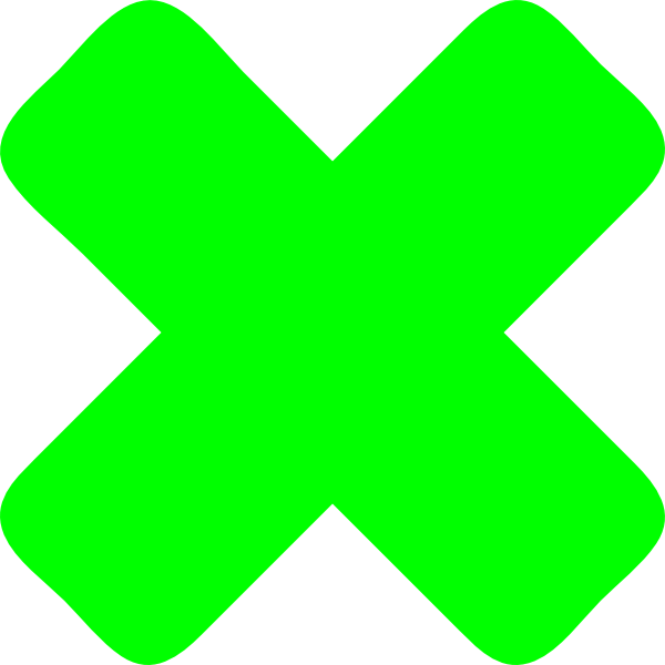 X cross clipart image transparent stock X Cross X Crossx Cross Clip Art at Clker.com - vector clip art ... image transparent stock
