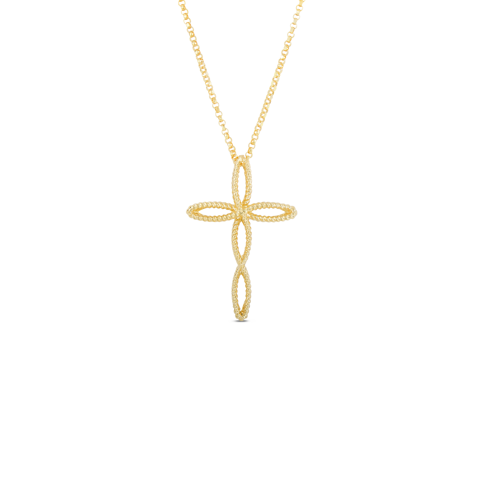 Cross necklace clipart vector royalty free Gold Cross Necklaces - clipart vector royalty free