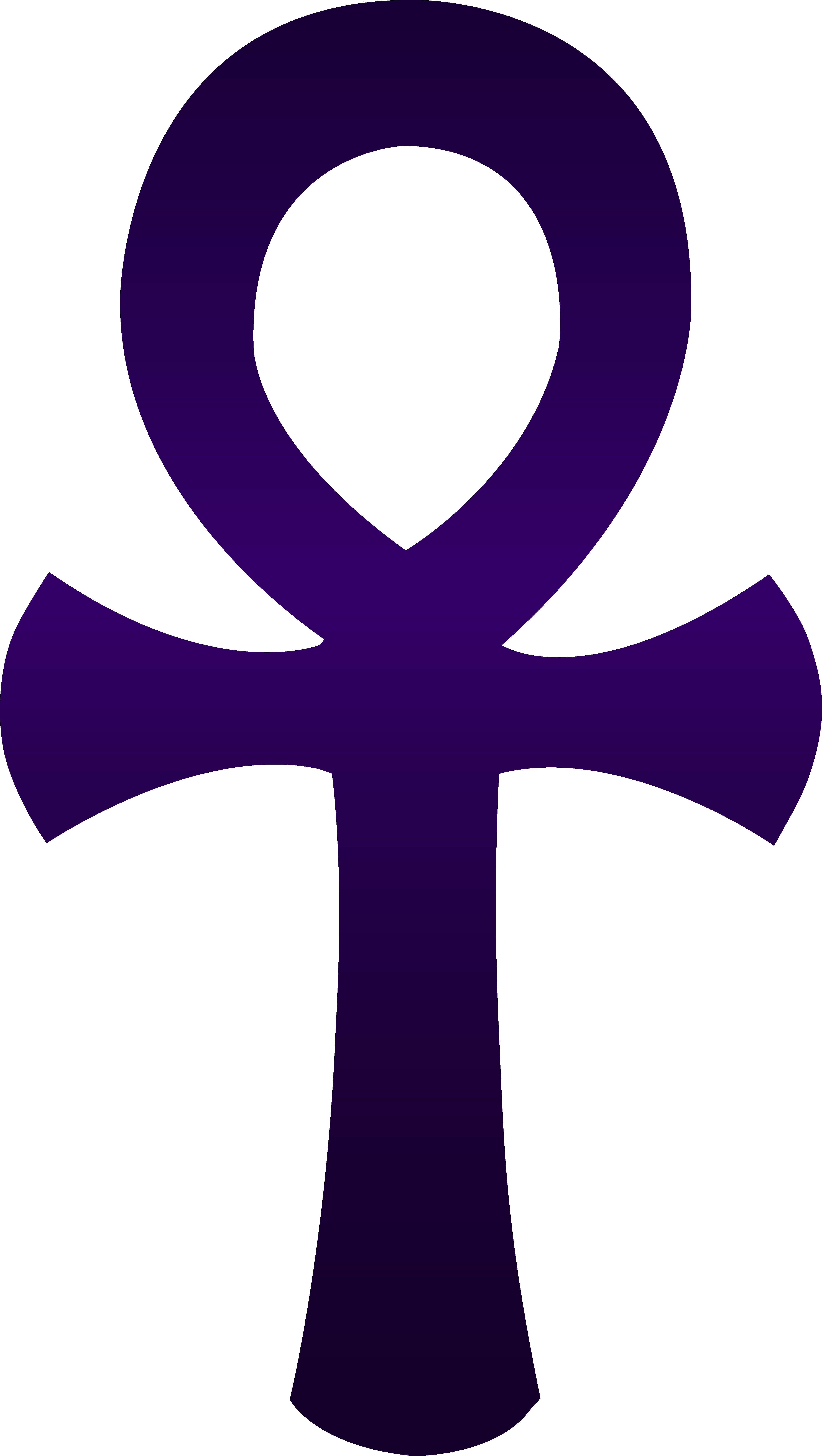Cross of protection clipart banner royalty free library ankh_violet.png (4610×8162) | Анх | Pinterest banner royalty free library