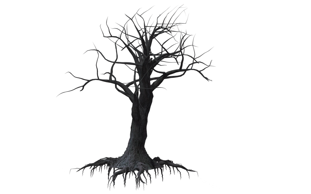 Cross roots clipart picture black and white stock Tree Silhouette With Roots at GetDrawings.com | Free for personal ... picture black and white stock