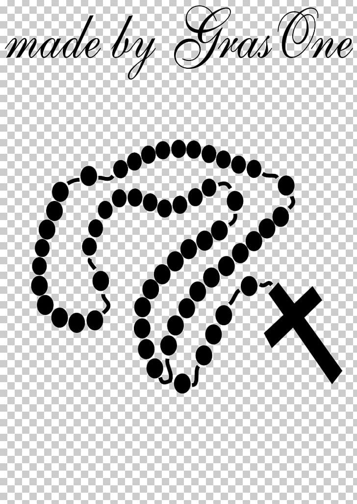 Cross & rosary clipart black and white image freeuse Praying Hands Rosary Prayer PNG, Clipart, Black And White, Body ... image freeuse