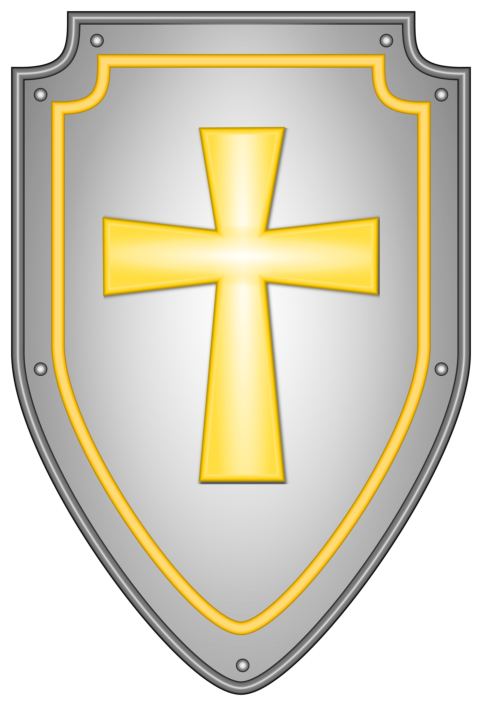 Free clipart cross shield vector freeuse library Shield With Cross Clipart vector freeuse library