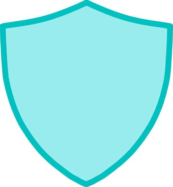 Cross shield clipart vector free New Blue Crest Shield Clip Art at Clker.com - vector clip art online ... vector free