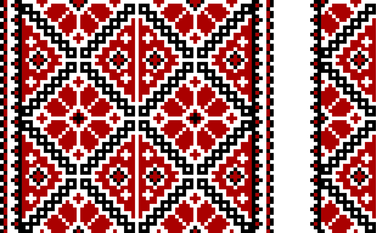 Cross stitch clipart jpg library library Ukrainian embroidery Cross-stitch Ukraine Vyshyvanka free commercial ... jpg library library