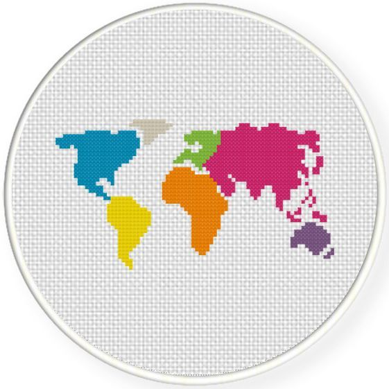Cross stitch graphics and clipart cute free clipart transparent download World Map Cross Stitch Pattern | Craft Ideas | Cross stitch, Cross ... clipart transparent download