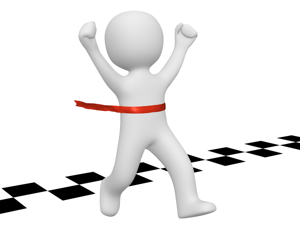 Cross the finish line clipart picture black and white stock Stock photography 3D computer graphics Clip art - 3d villain crossed ... picture black and white stock