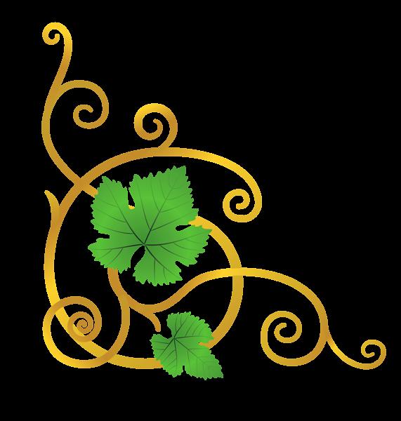 Cross vine clipart picture free Transparent Vine Element PNG Clipart Picture | Corners | Pinterest ... picture free