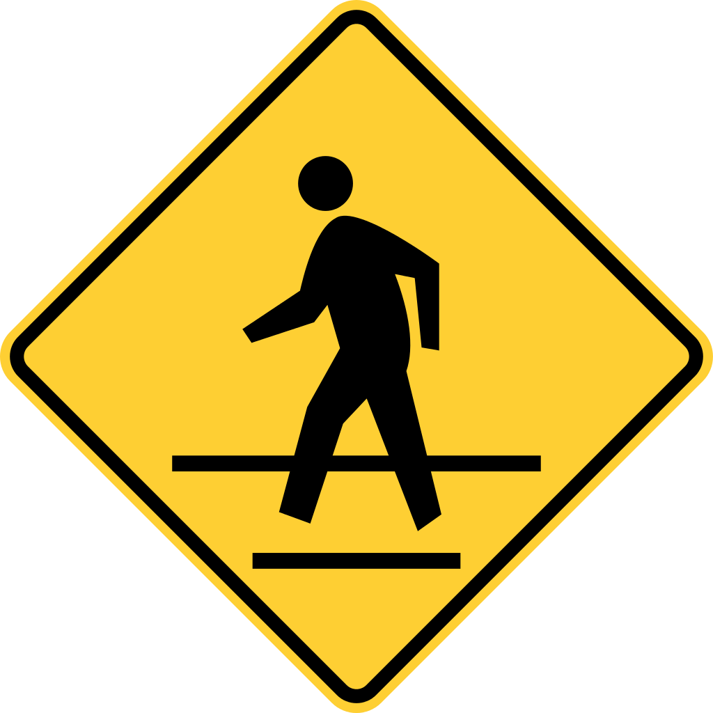 Cross walk clipart clip art free library Statewide Tornado Drill TODAY at 1:00 PM clip art free library