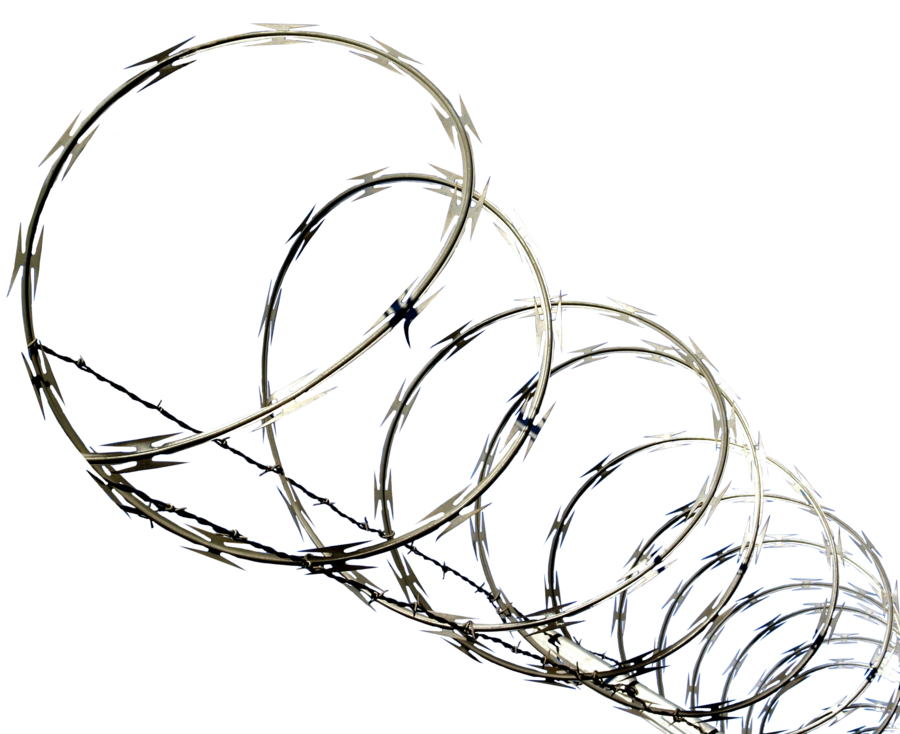 Cross with barb wire clipart svg freeuse library RAZOR WIRE PNG by FOTOSHOPIC | Architecture | Pinterest | Clothes svg freeuse library