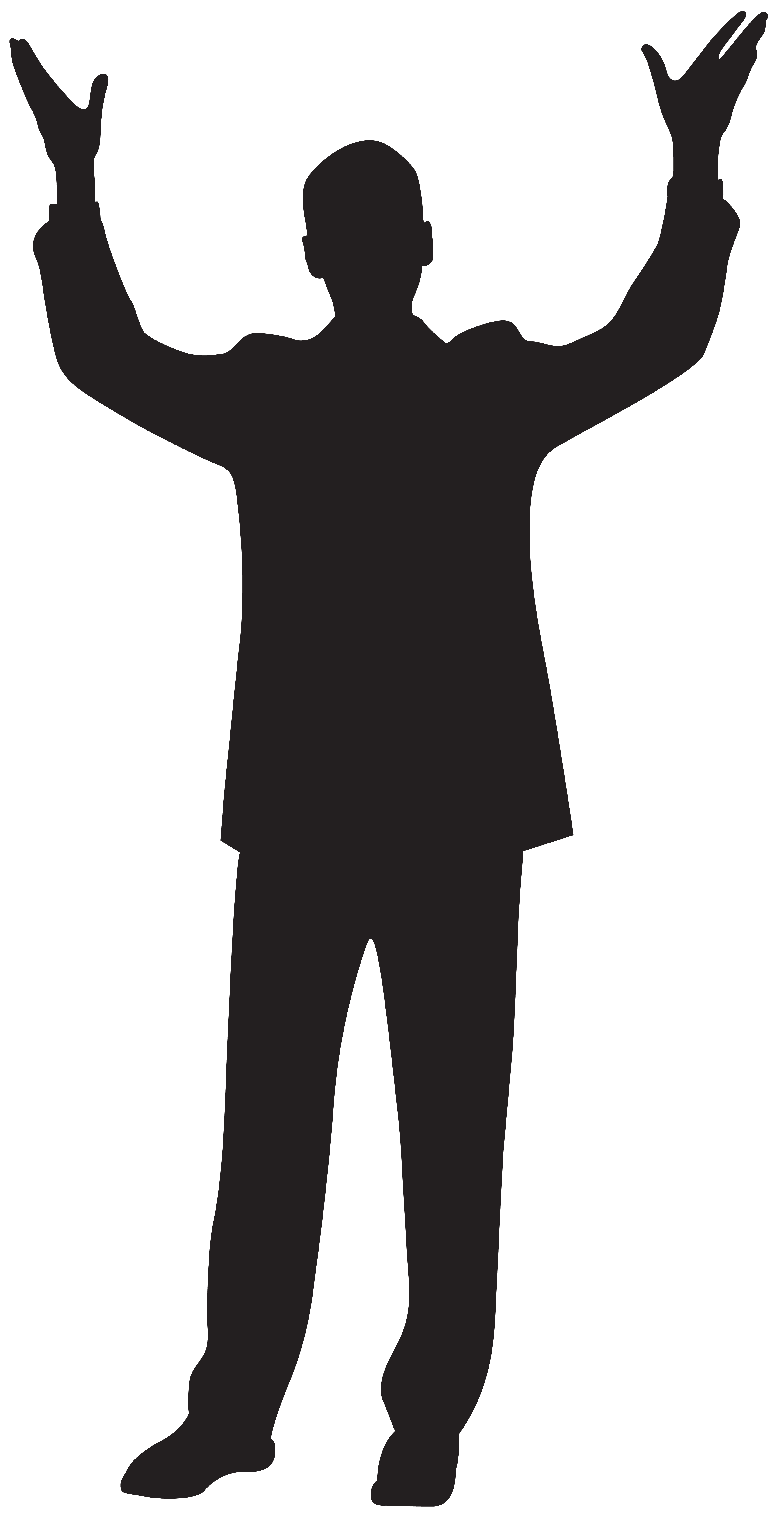Cross with hands praising clipart jpg transparent Hands Up Silhouette at GetDrawings.com | Free for personal use Hands ... jpg transparent
