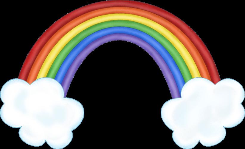 Sun and rainbow clipart jpg Rainbow Clipart - clipart jpg