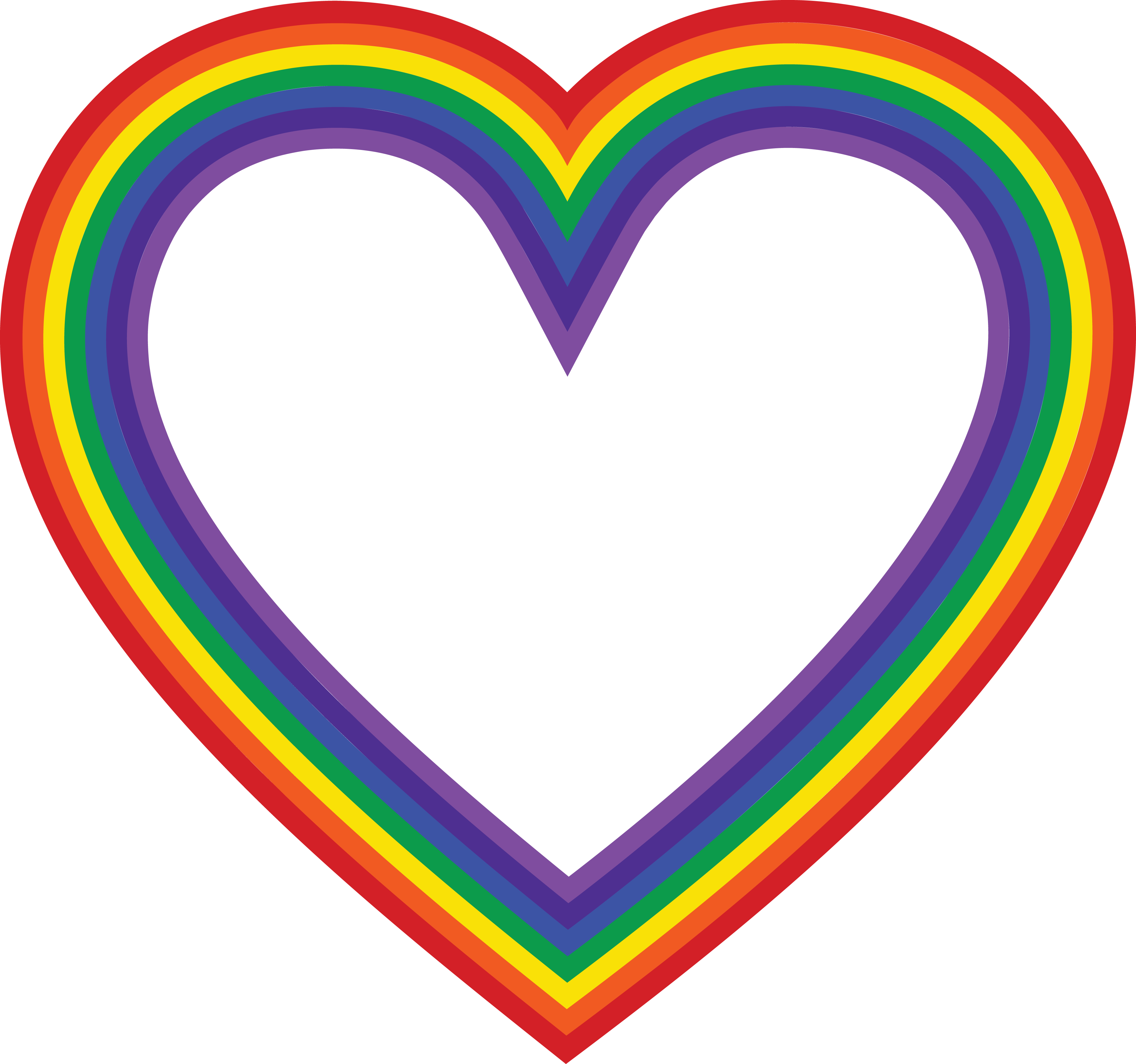 Free clipart hands holding heart jpg royalty free library The Rainbow Clipart & The Rainbow Clip Art Images #3680 - OnClipart jpg royalty free library