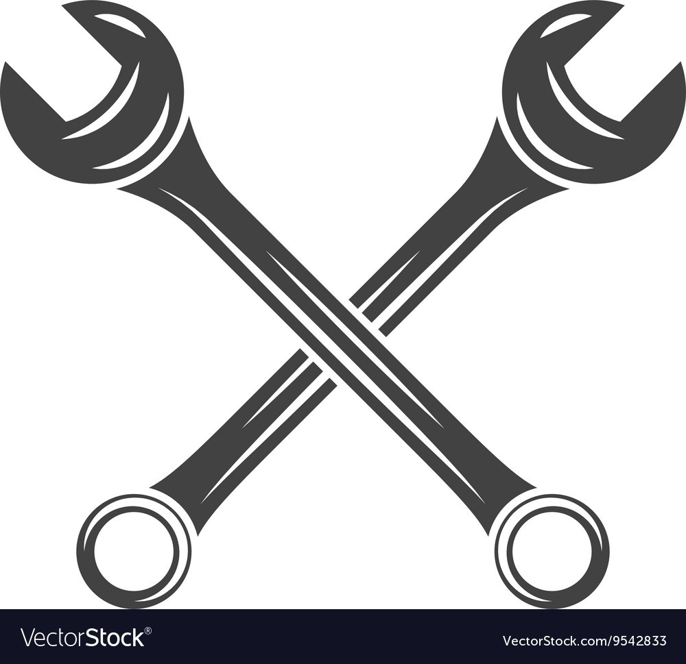 Crossed wrenches clipart picture free download Crossed Wrench Clipart | Clipart picture free download