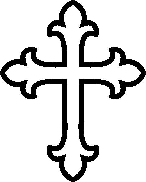 Crosses clipart black and white clip transparent download Cross Clipart Black And White | Clipart Panda - Free Clipart Images clip transparent download