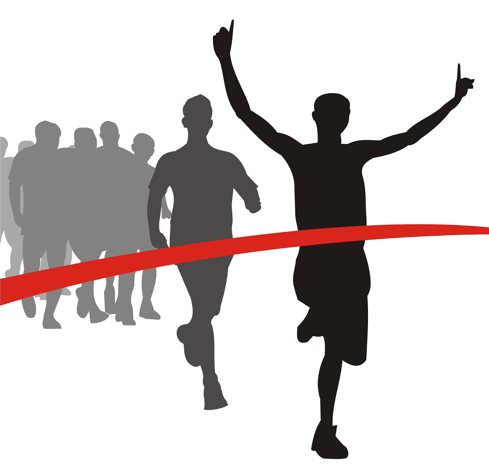 Runner crossing finish line clipart clip freeuse library Free Finish Line Cliparts, Download Free Clip Art, Free Clip Art on ... clip freeuse library