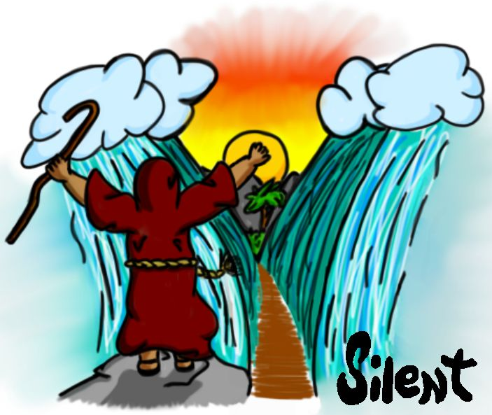 Crossing the red sea clipart jpg free stock Download Moses clipart Book of Exodus Crossing the Red Sea Clip art jpg free stock