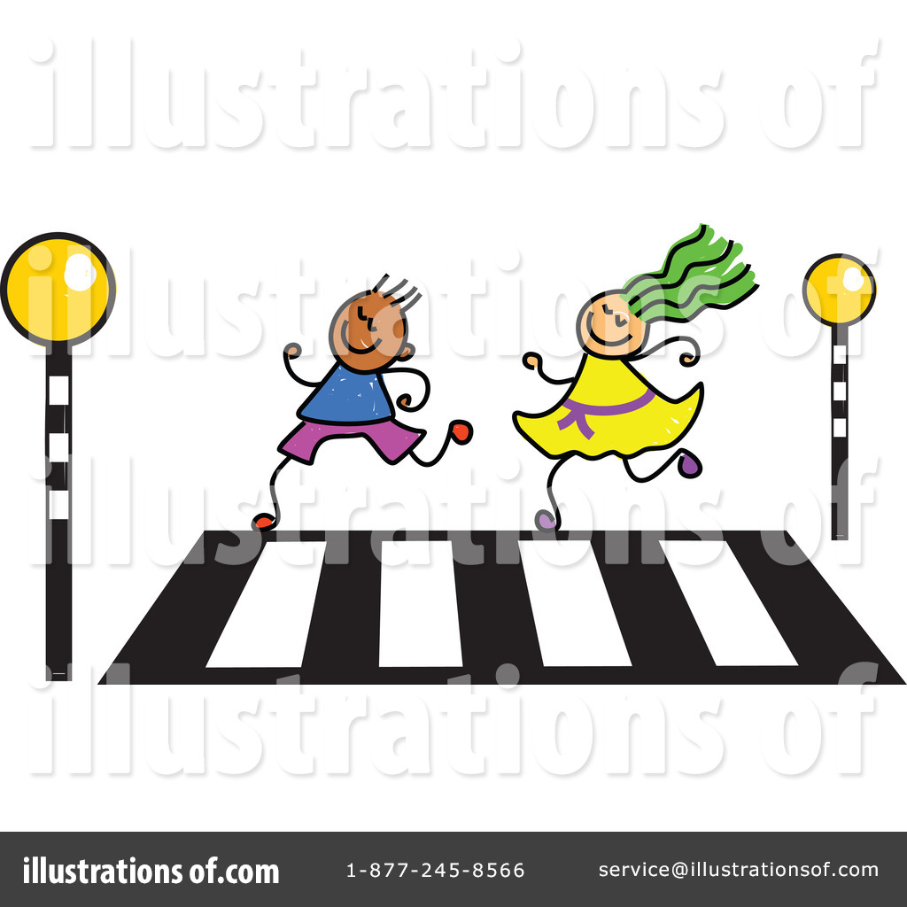 Crosswalk Clipart #216802 - Illustration by Prawny clipart library download