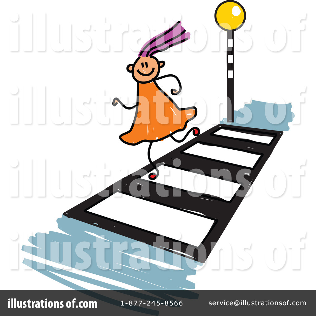Crosswalk Clipart #216845 - Illustration by Prawny banner library
