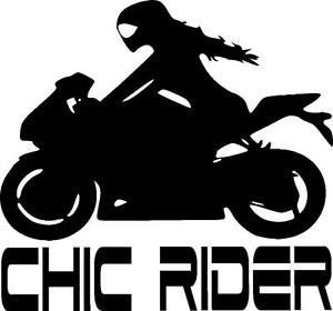 Crotch rocket clipart png freeuse Details about Female motorcycle sport bike crotch rocket chic rider girl  vinyl sticker decal png freeuse