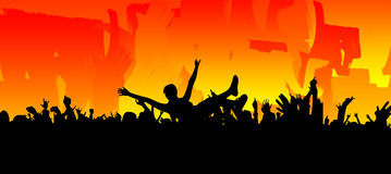 Crowdsurfing clipart picture library The New Age of Fundraising – Emerging Media picture library