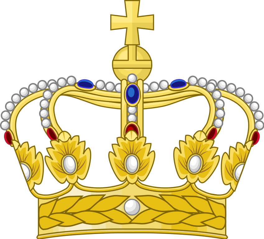 Crown and anchor clipart svg free download File:Crown of King of Italy (Napoleonian).svg - Wikimedia Commons svg free download