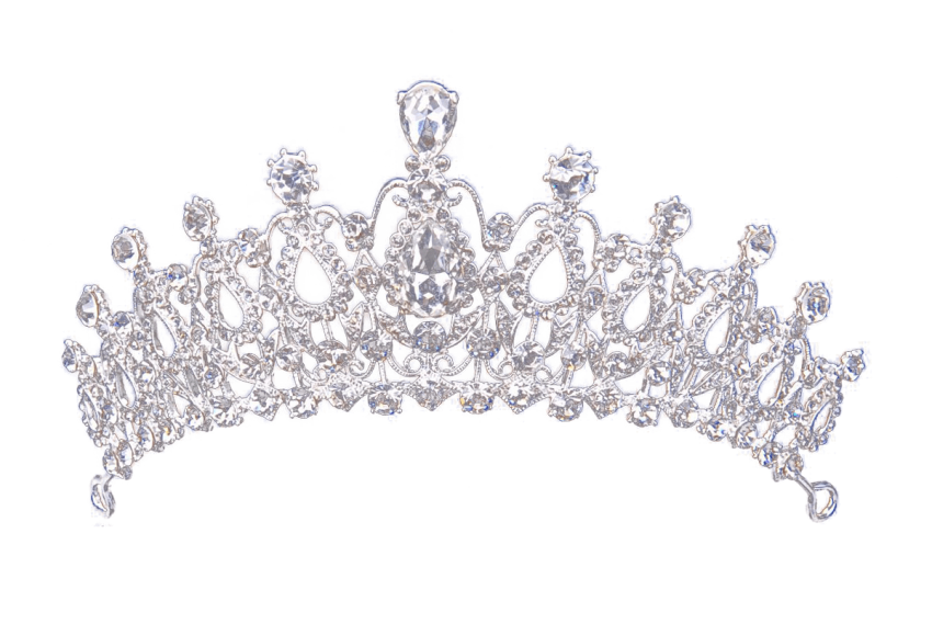 Crown diamonds clipart clipart black and white stock diamond crown png - Free PNG Images | TOPpng clipart black and white stock