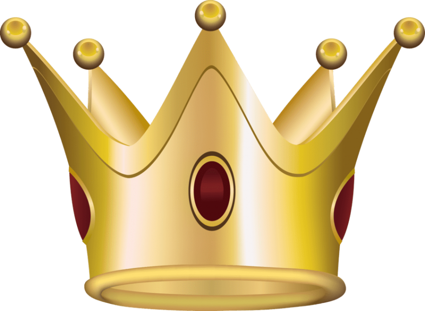 gold crown png - Free PNG Images | TOPpng clipart download