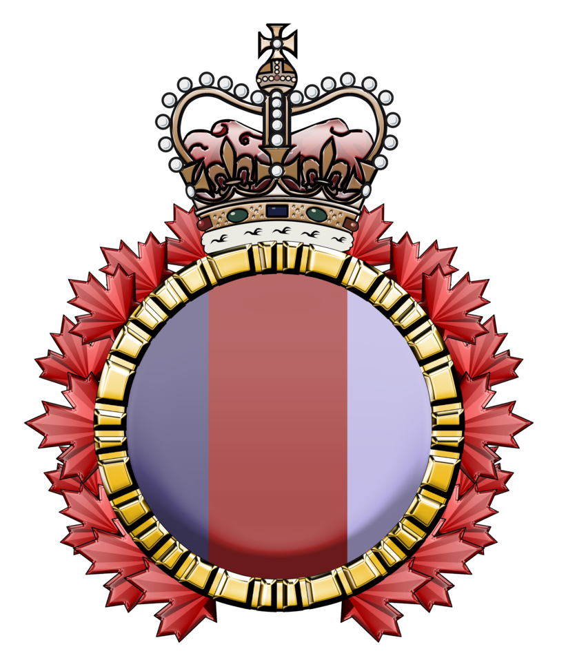 Blank Canadian Forces Shield Template by JOHNNEMO on DeviantArt clipart library