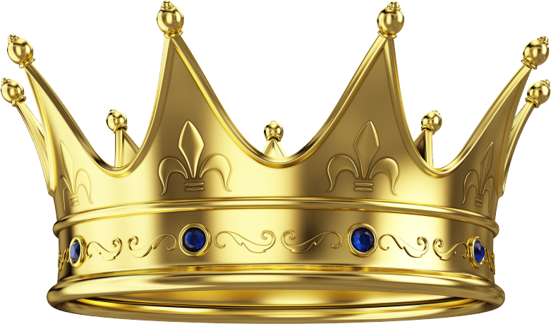 Sparkling gold crown clipart transparent library crown clipart with transparent background 3 | Background Check All transparent library