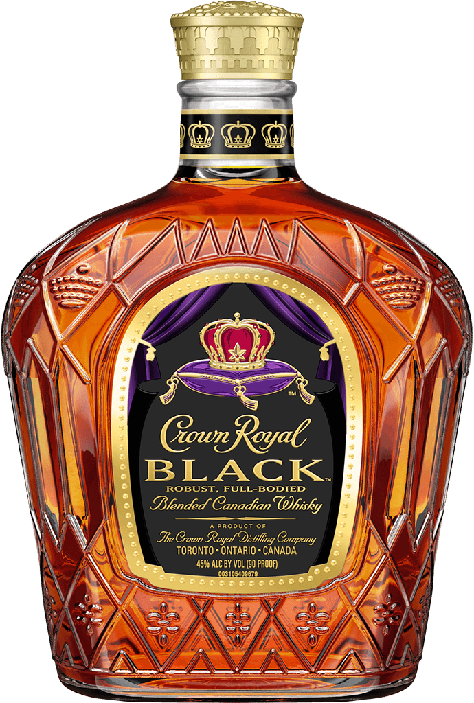 Crown bearers clipart red and black vector transparent library Crown Royal Black | Black Whisky | Crown Royal vector transparent library