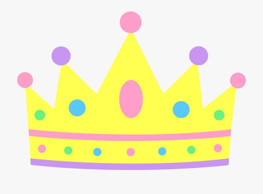 Crown cartoon clipart banner library Cute Clipart Queen Crowns - Princess Crown Cartoon #2247306 - Free ... banner library