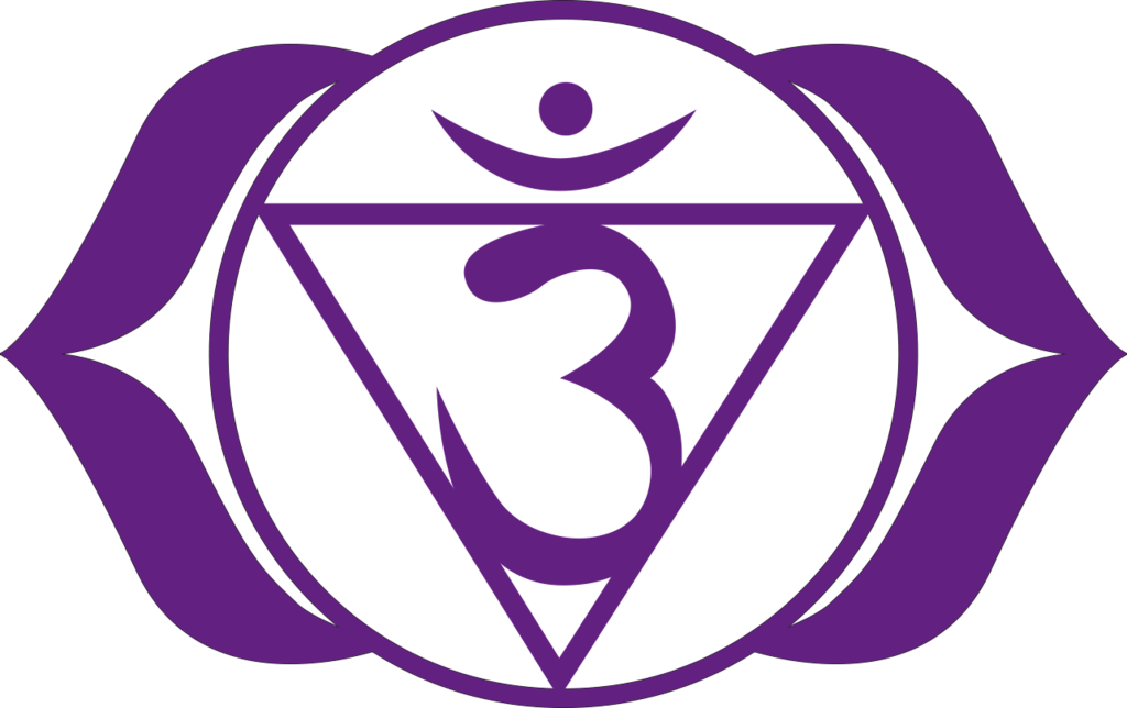 Crown chakra clipart banner library  banner library