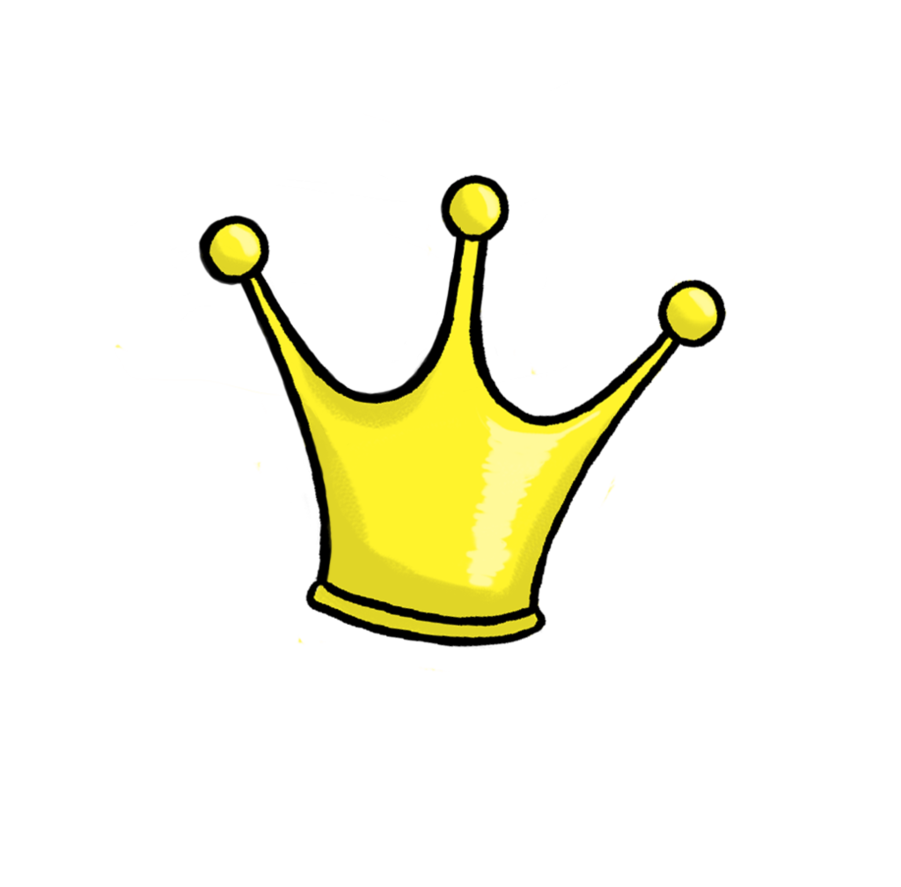 Crown clipart small svg library stock Crown clipart 2 - Clipartix svg library stock