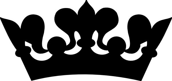 Crown clipart clip art black and white download Crown clipart images black and white - ClipartFest clip art black and white download