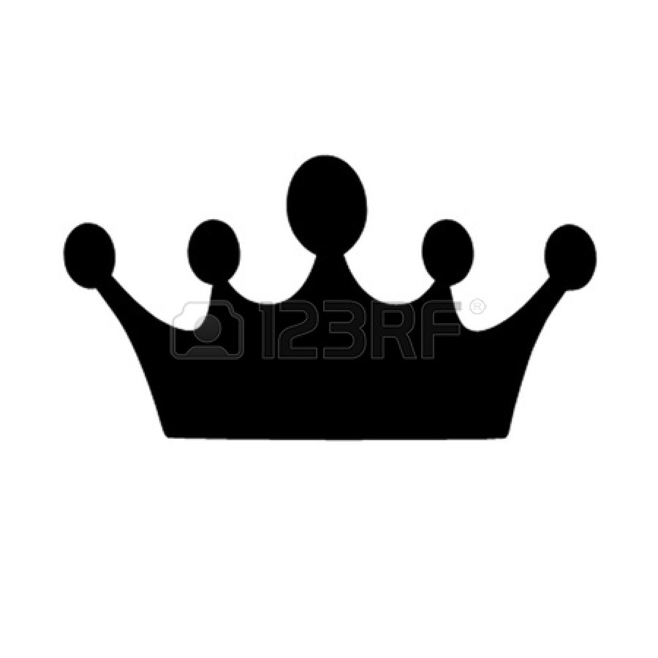 Crown clipart vector library stock Crown Clipart - Clipart Kid vector library stock