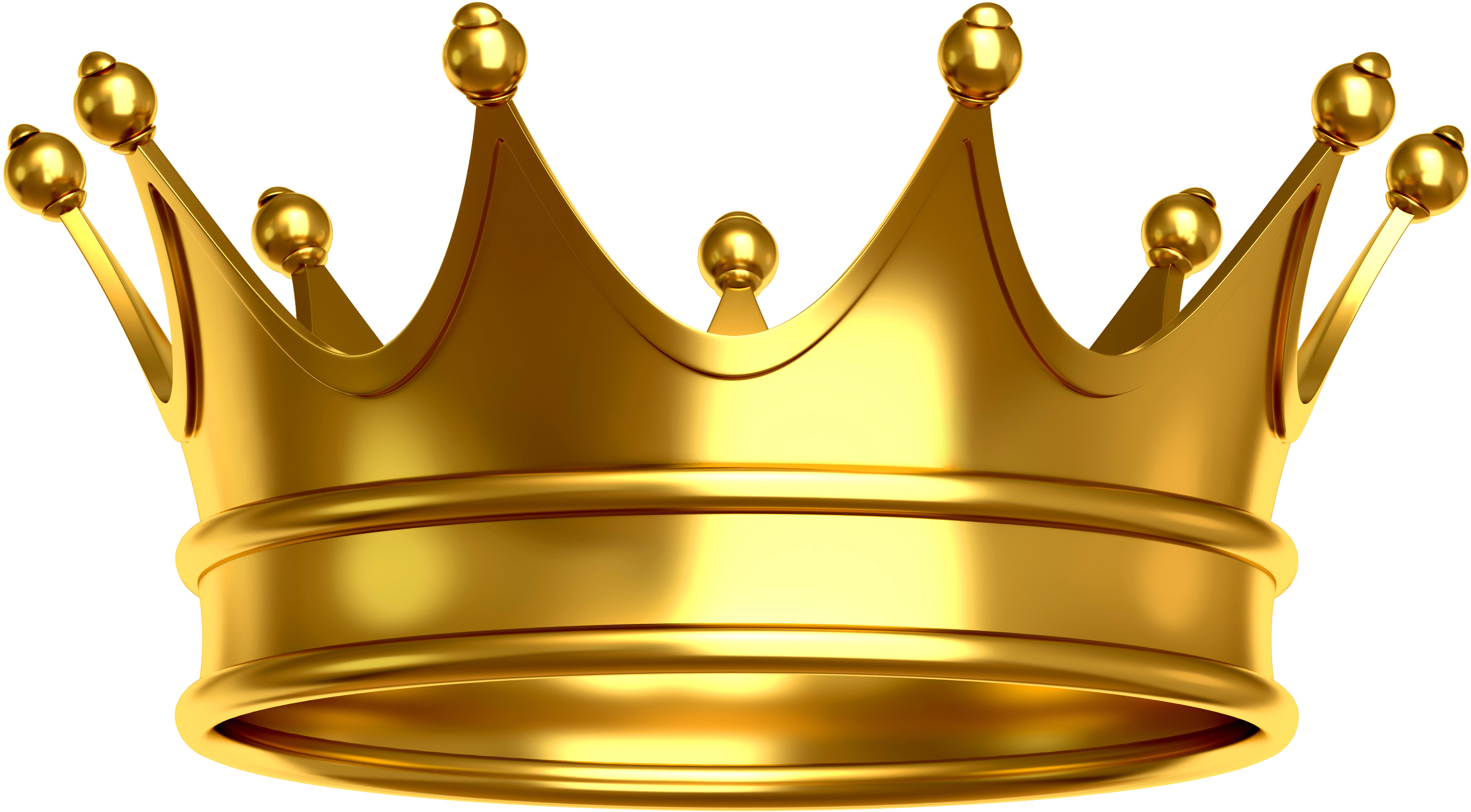 Crown clipart png jpg freeuse stock Gold Crown Clipart - Clipart Kid jpg freeuse stock