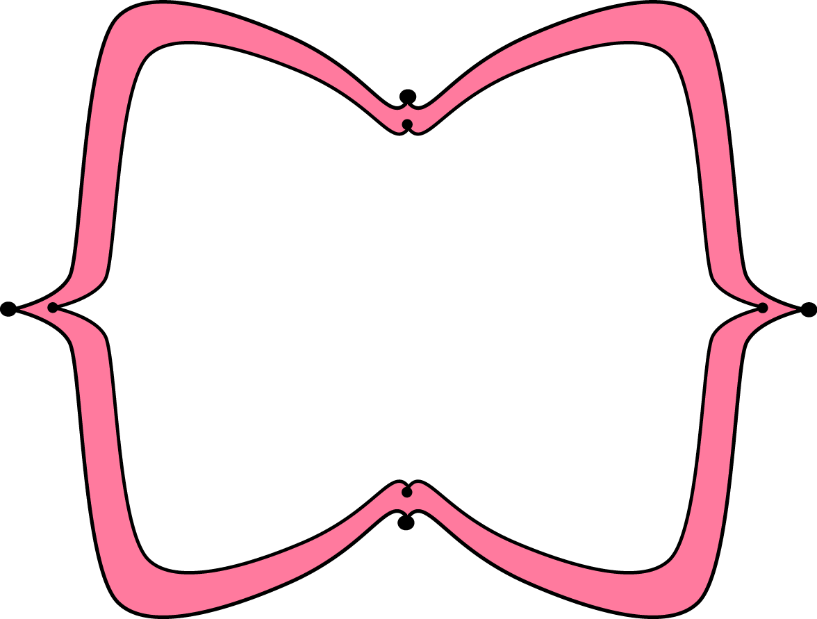 Crown clipart pointy crown. Pink wide frame png