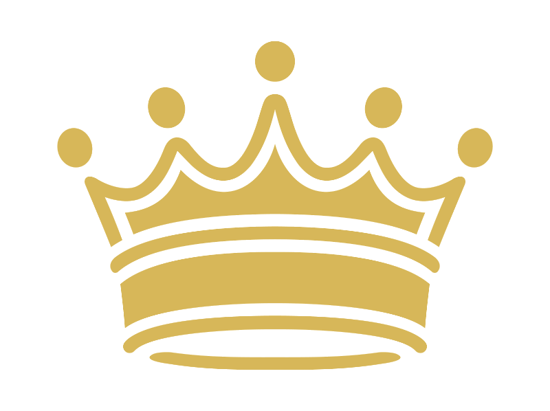 Gold Princess Crown Clipart Transparent Background | cute icon ... clipart black and white stock