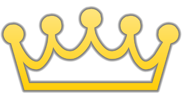 Crown clipart clip transparent library Crown clipart 2 - Clipartix clip transparent library