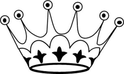 Crown cliparts image transparent library Crown clipart kid 2 - Clipartix image transparent library