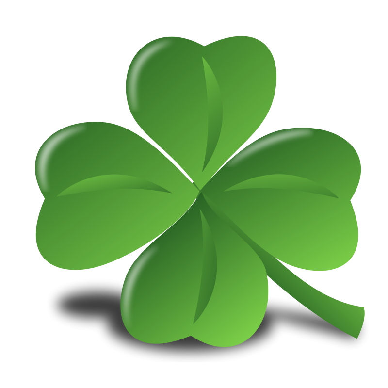 Crown clover clipart black and white graphic library St. Patrick's Day - Fitzpatrick Real Estate Group Real Estate ... graphic library