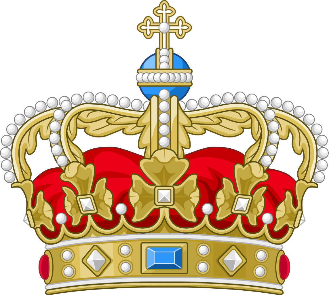 King crown digital clipart free File:Royal Crown of Denmark.svg - Wikipedia free